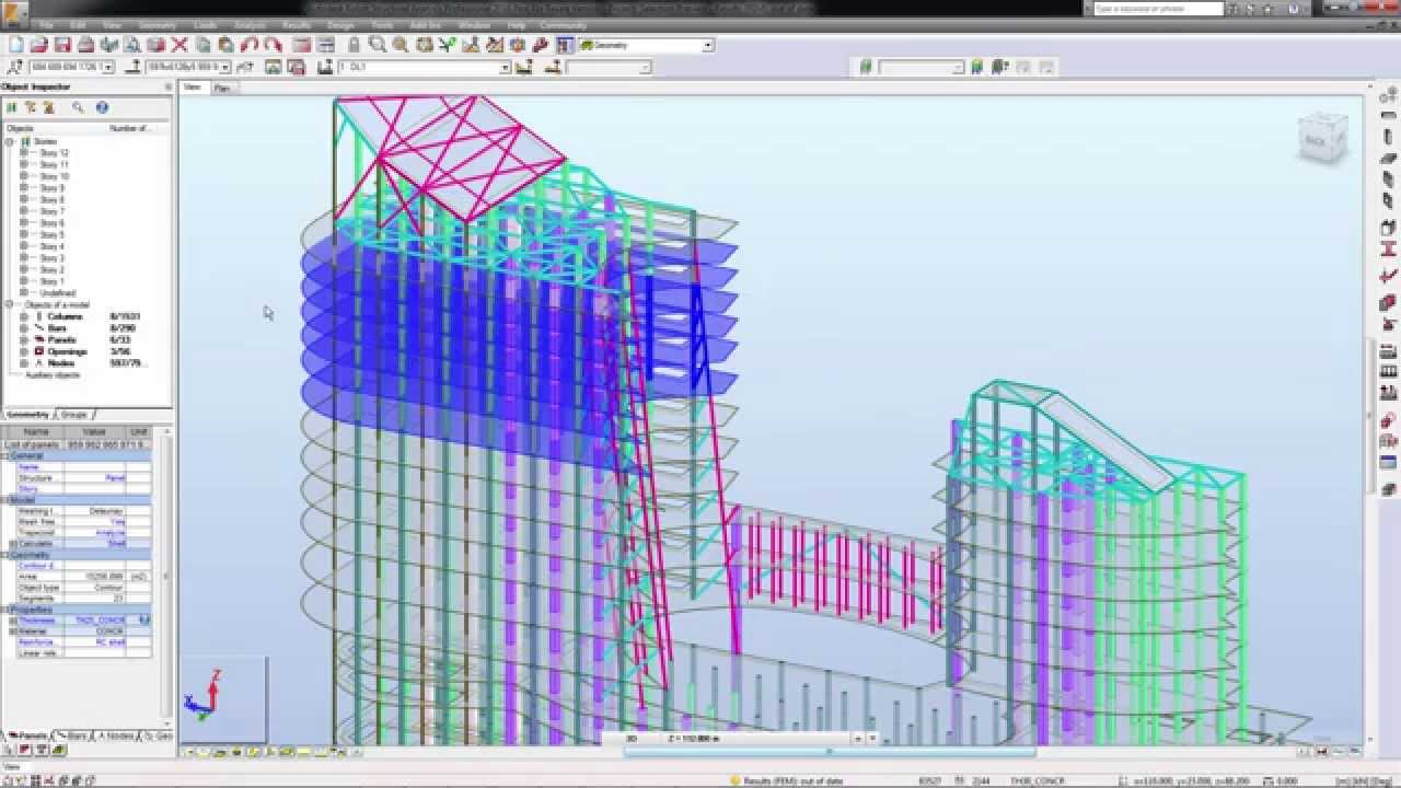 Tutorial autodesk robot structural analysis professional 2014