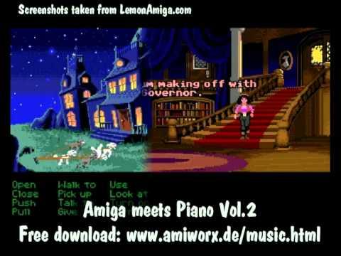 Amiga meets Piano - Monkey Island
