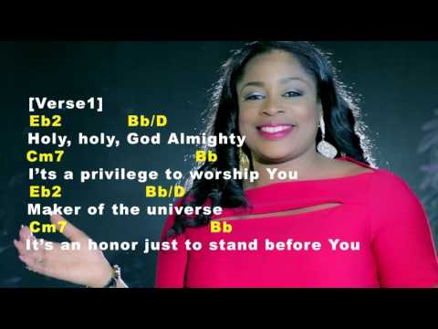 Great Are You Lord chords by Sinach - Worship Chords