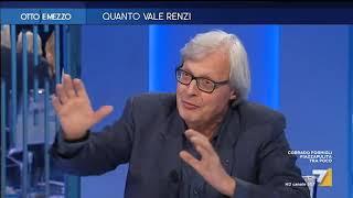 """Vittorio Sgarbi: """"i 5 Stelle Sono Opportunisti E Deficienti, Finiranno Come Le Olgettine"""""""