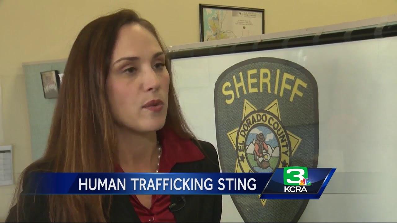 A look at El Dorado County's growing human trafficking taskforce