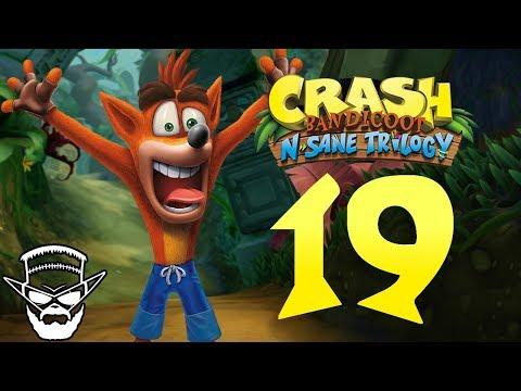 ĎALŠIA ČASŤ POKORENÁ !  - CRASH BANDICOOT N SANE TRILOGY / 1080p 60fps / CZ/SK Lets Play / # 19