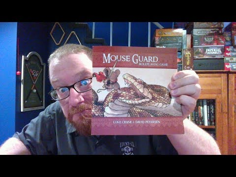 Mouse Guard RPG 2nd Edition Review