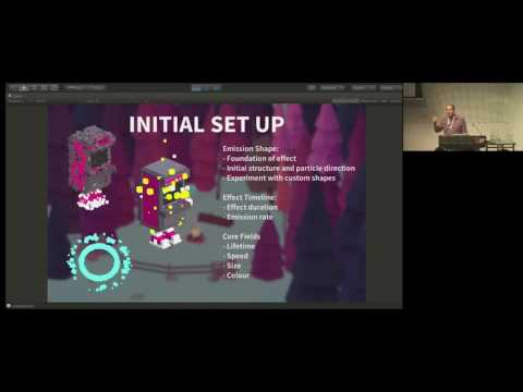 GCAP 2016: Explosive Art: Bringing Particle Systems to Life - Ryan Keable