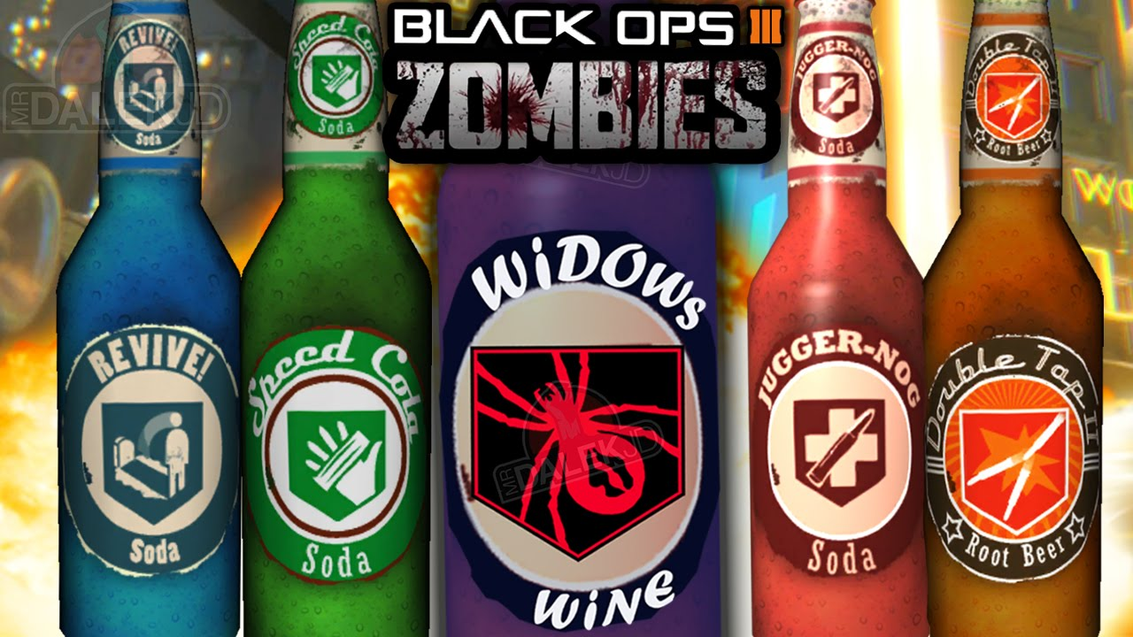 Black Ops 3 Zombies All Perks List Shadows Of Evil Perks Leaked