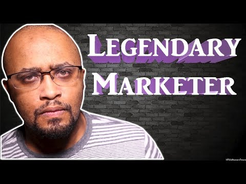 Legendary Marketer  Box Includes