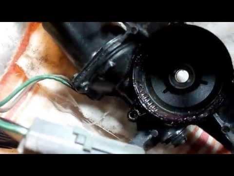 Pontiac Firebird pop-up headlight motor repair Easy and Fast
