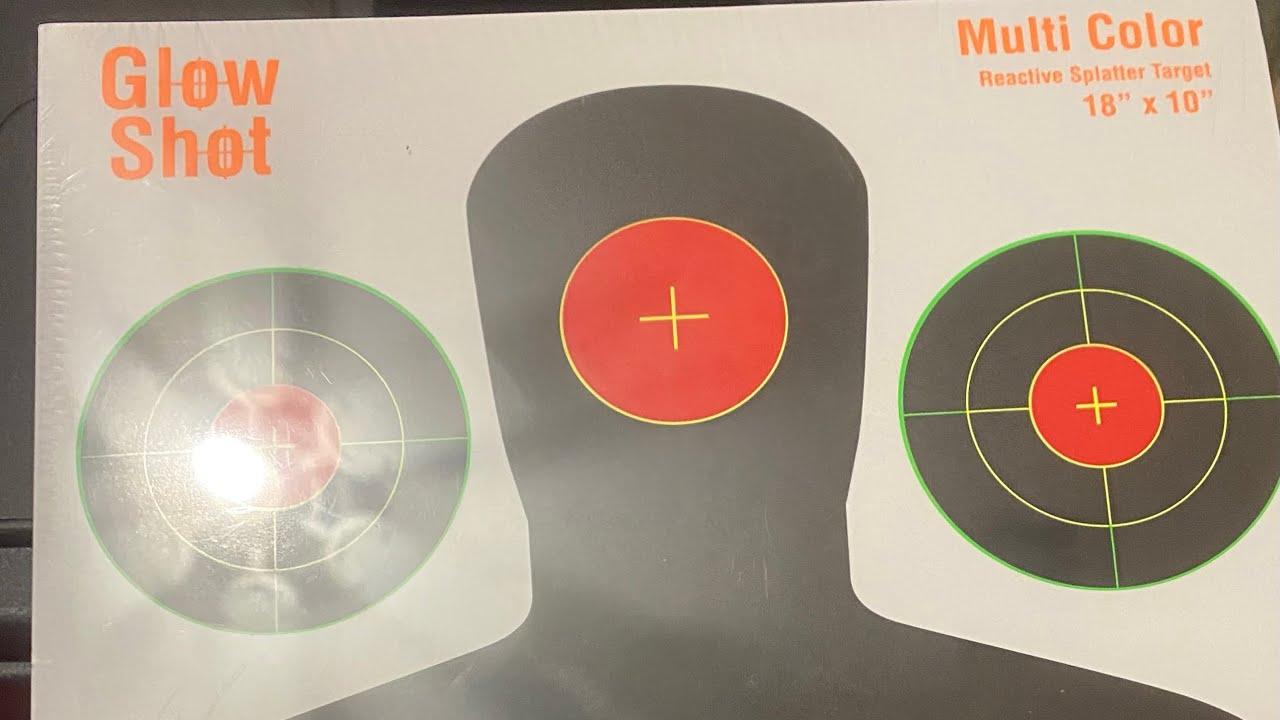 Subscriber Glow Shot Target Give A Way!!