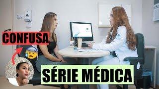 ERREI O DIAGNÓSTICO - REAGINDO À SÉRIE MÉDICA