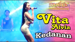 Top Hits -  Vita Alvia Kedanan Live Melon By Daniya