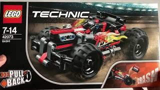 Розыгрыш 07.04.2018 гоночного автомобиля LEGO Bash серии Technic (42073)