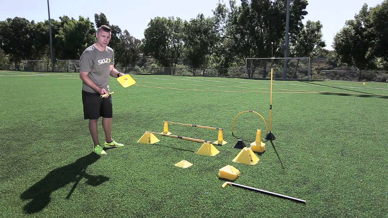 Soccer Speed Amp Agility Training With The Pro Training