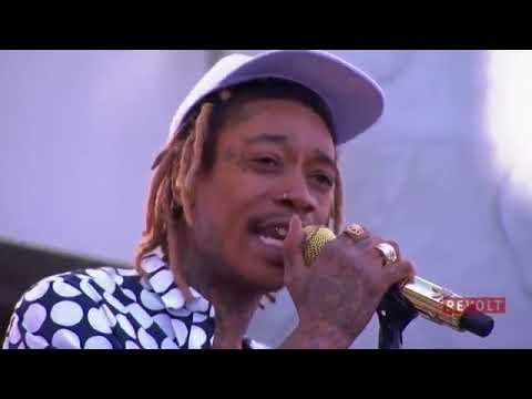 (Merinding) Wiz Khalifa Feat  Charlie Puth - See You Again Live