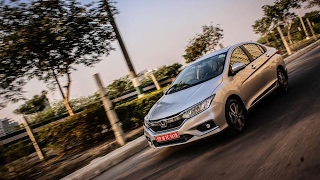 New Honda City 2017 First Drive Review