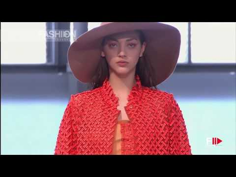 """""""ISABEL TOLEDO"""" Full Show Autumn Winter 2014 2015 Barcelona by Fashion Channel"""
