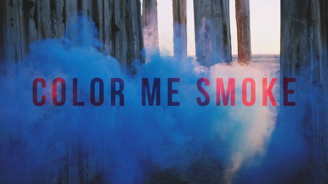 Color Me Smoke - Smoke Grenade
