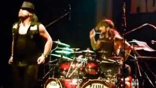 Adrenaline Mob Come Undone Undaunted Live At The Teatro Flores Buenos Aires 2013