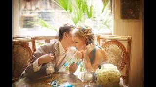 Свадебная съемка - бирюзовая свадьба!