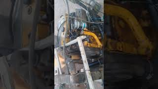 reparation les moteur perkins