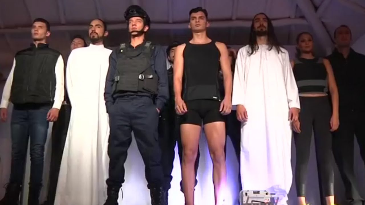 Bulletproof clothing gets fashionable in Colombia