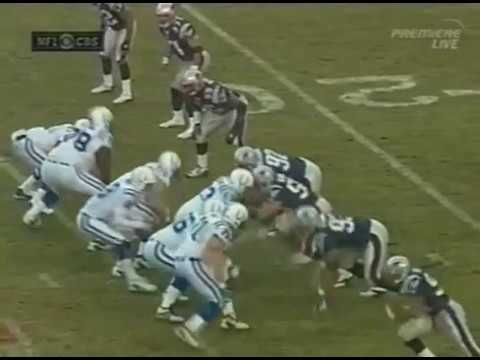 2003 AFC Championship Game: Patriots vs Colts