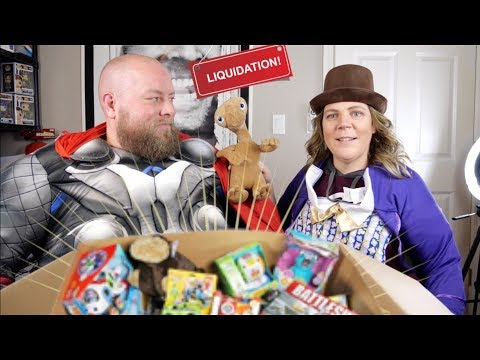 $5,151 Amazon Customer Returns TOYS Pallet + PART 2 WITH COSTUMES & FUN