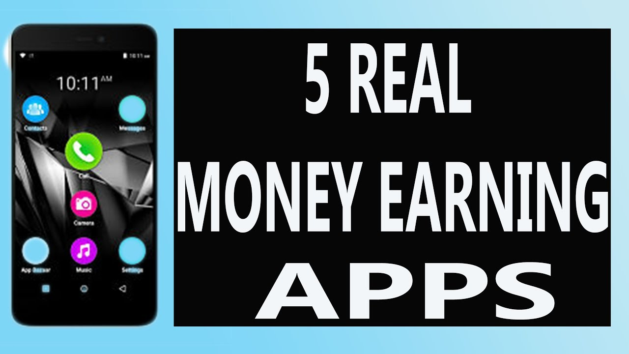 earn money by installing apps best app to earn money online using android phone top 5 6634