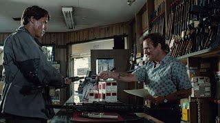 Т-800 в оружейном магазине — Терминатор (1984) сцена 1/4 HD