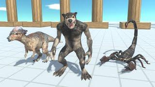 ⚡ New Update Werewolf - 🦖 Animal Revolt Battle Simulator 🦕