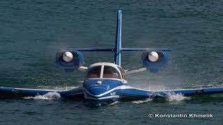 Бе-103 Гидроавиасалон 2010 Be-103 Hydro Air Show 2010