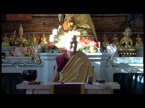 01 Chenresig & Praising Great Compassion Intro to Retreat 10 1 11 am