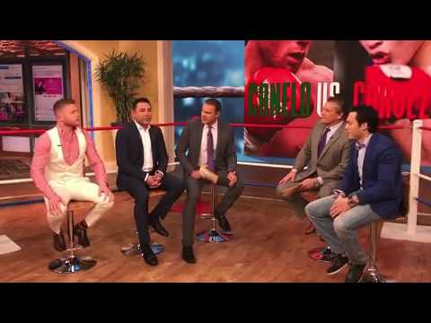 Canelo and Julio Cesar Chavez Jr bet their purses for their fight!!! May 6th