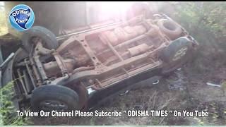 Accident Near Kamthana