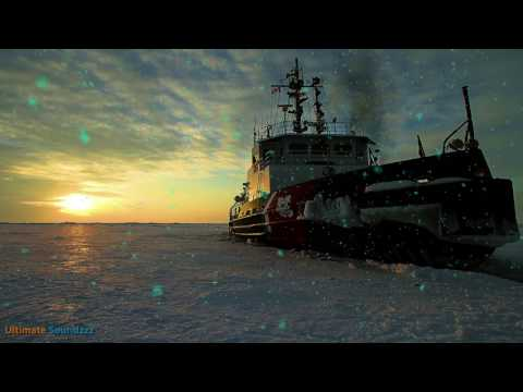 🎧 White Noise Sounds With Alpha Waves At The Arctic | Ambient Noise for Relaxation, @Ultizzz day#18