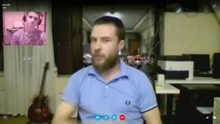 Беседа с Александром Кирпичёвым о сыроедении -
