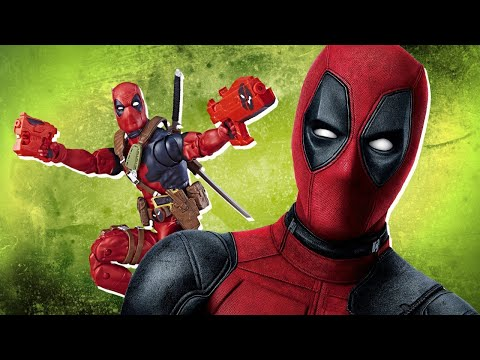 Deadpool 2 Cast Designs Their Own Action Figures