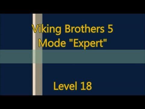 Viking Brothers 5 Level 18 |