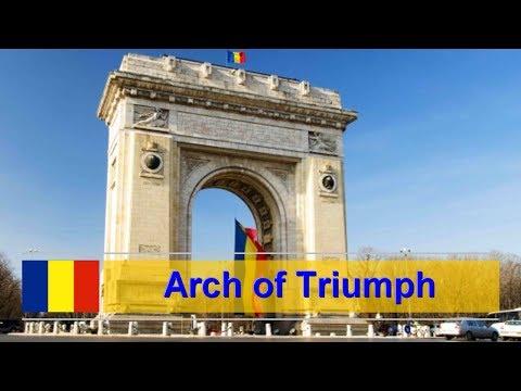 Arch of Triumph, Bucharest • Arcul de Trimf, Bucuresți