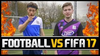 Video FOOTBALL VS FIFA WITH HASHTAG BORAS! (PRO FIFA PLAYER) download MP3, 3GP, MP4, WEBM, AVI, FLV Agustus 2018