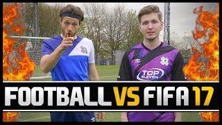Video FOOTBALL VS FIFA WITH HASHTAG BORAS! (PRO FIFA PLAYER) download MP3, 3GP, MP4, WEBM, AVI, FLV Juni 2018