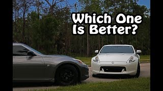 Nissan 370z Automatic Vs Manual! | What to Buy?!