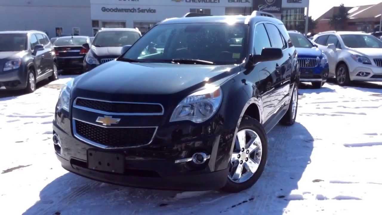 Equinox 2014 chevrolet equinox reviews : 2014 Chevrolet Equinox 2LT Review | 140198 - YouTube