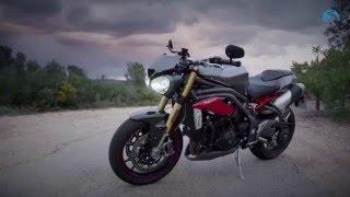 Triumph Speed Triple R (2016) - Road Test   Bike Social