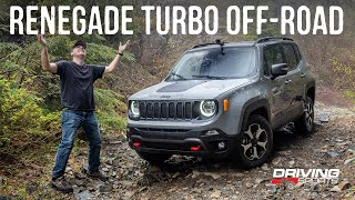 2020 Jeep Renegade Trailhawk Turbo Off-Road Review