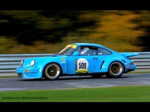 Youngtimer Trophy Highlights - Nürburgring 2013 - Teil 1 ...