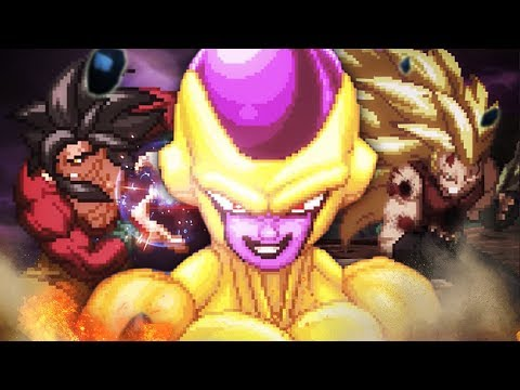 THIS IS AMAZINGLY DARK!! | Kaggy Reacts to [What-If] GT Goku (Super Saiyan 4) VS Golden Frieza.