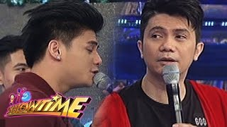 It's Showtime: Ronnie Alonte vs Vhong Navarro