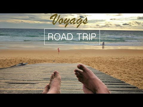 Road Trip in Phuket Thailand - Best Of Kygo Mix [Music Video ]