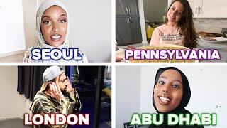 Ramadan In Quarantine Around The World