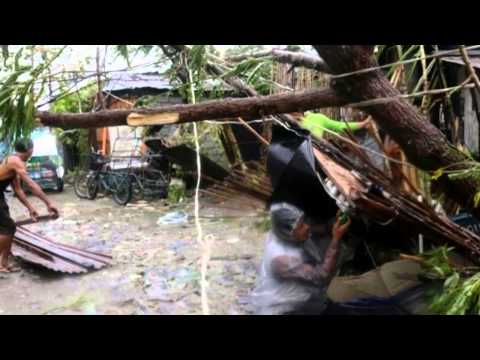 Typhoon Kills 38 In Philippines, Millions Without Power-BREAKING NEWS